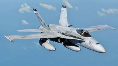 Indian Navy Likely to Acquire F/A-18 Fighter Jets From Boeing