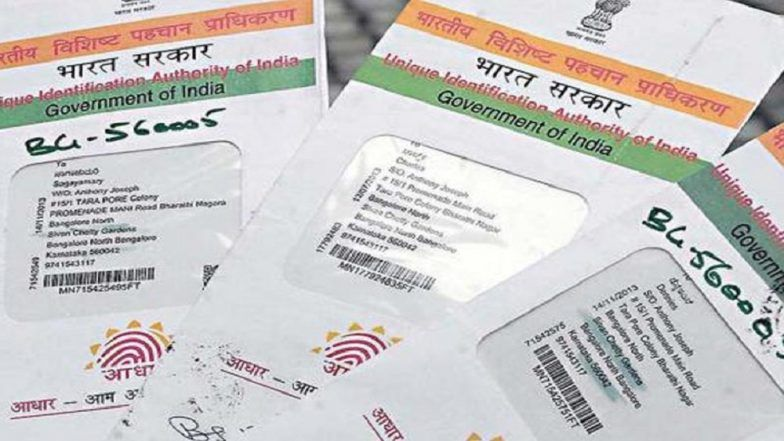Precautions must while sharing Aadhaar number online, says UIDAI