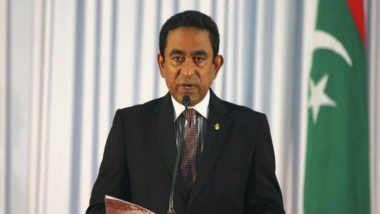 Maldives Ex-President Abdulla Yameen to be Held in Custody over Money Laundering Charges