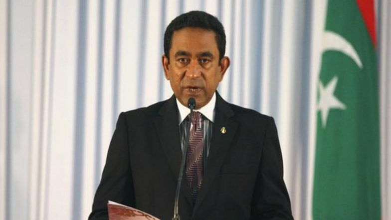 Defeated Maldives President Abdulla Yameen Challenges Election Result