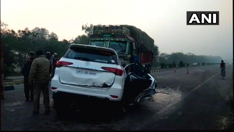 10 killed, 13 Injured in Maharashtra Road Accident