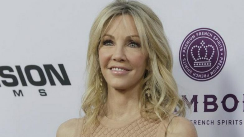 Heather Locklear arrested following domestic dispute