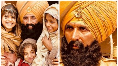 Akshay Kumar's Happy Picture with 'Afghani' Kids on the sets of Kesari is Damn Adorable