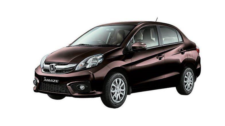 Auto Expo 2018: Honda Amaze Launched, May Prove Tough Competition For Maruti Dzire And Sedan Segment
