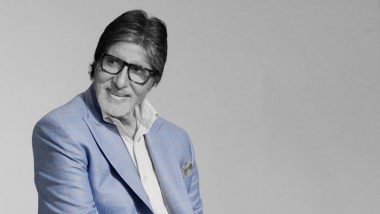 Amitabh Bachchan Shares A Throwback 'Application' Photo That Solved Why He Faced Rejection