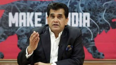 NITI Aayog Chief Amitabh Kant Wants to Settle in Kerala Away From Delhi Smog; Twitterati Asks Him to Find a Solution for Pollution