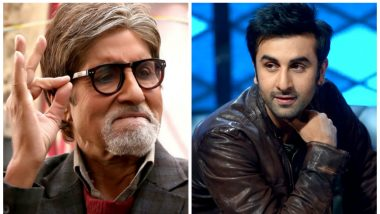 When Amitabh Bachchan Literally Mistook Ranbir Kapoor For Sanjay Dutt!