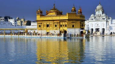 Eco-Friendly Bags for 'Parshad' at Golden Temple