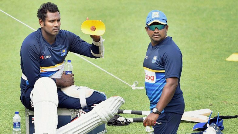 Mathews ruled out of tri-nation series in SL