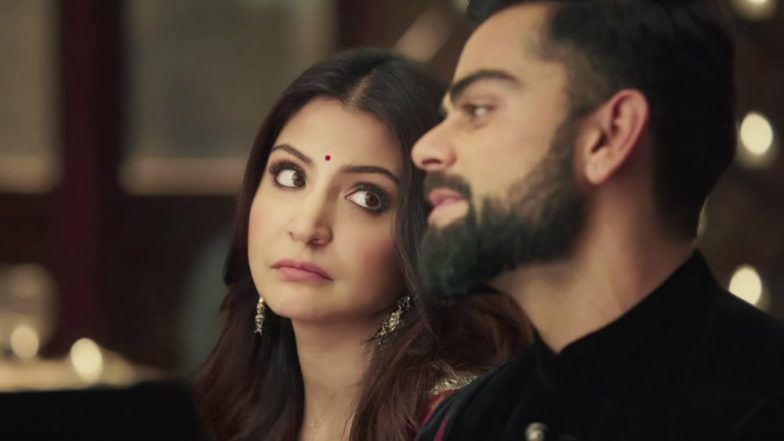 Anushka Sharma's Complaint Regarding Husband Virat Kohli is Genuine but Sweet!