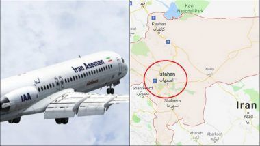 Iran: Passenger Plane Crashes in Semirom, All 66 Aboard Killed