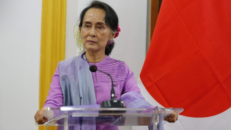 Aung San Suu Kyi Stripped of Amnesty International's 'Conscience' Award Over Shameful Betrayal of Values She Once Stood For