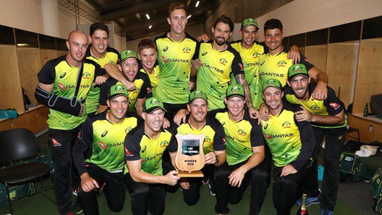 Trans-Tasman T20I Tri-Series 2018, Final: Australia Beat New Zealand in T20 Final, Take Number One Ranking