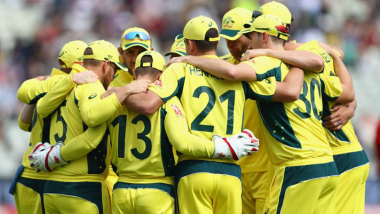Team Australia at ICC Cricket World Cup 2019: Squad, Player Profiles of Australia National Cricket Team for CWC19