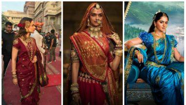 Kangana Ranaut in Manikarnika, Deepika Padukone in Padmaavat, Anushka Shetty in Baahubali 2: Which Reel- Life Queen Made Her Way to Your Heart?