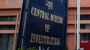 TRP Ratings Scam: CBI Registers Case to Probe Alleged Fraud Based on Complaint Filed in Uttar Pradesh