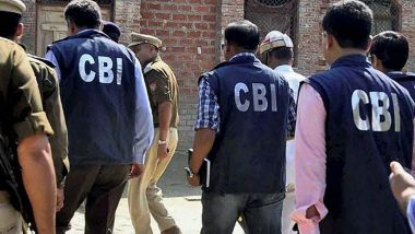 CBI Arrests DRI ADG Chander Shekhar in Rs 25 Lakh Bribery Case