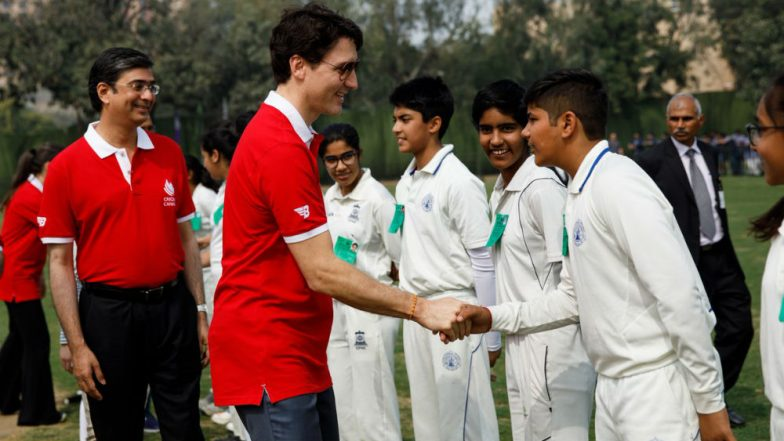 Global T20 Canada League announced during Canadian PM Justin Trudeau Visit to India