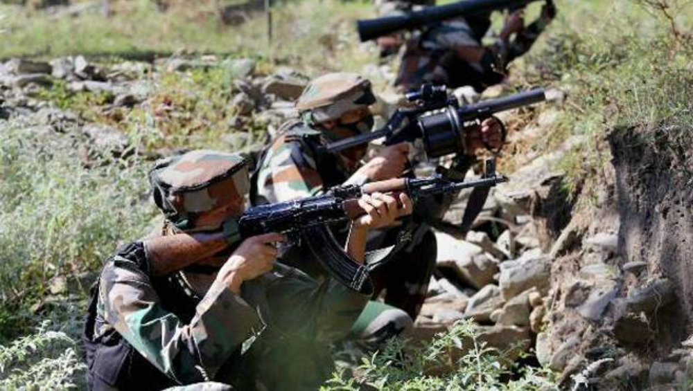 Jammu And Kashmir: Pakistan Violates Ceasefire in Mendhar Sector of Poonch; Indian Army Retaliates Strongly