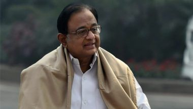 INX Media PMLA Case: Enforcement Directorate Questions Former Finance Minister P Chidambaram