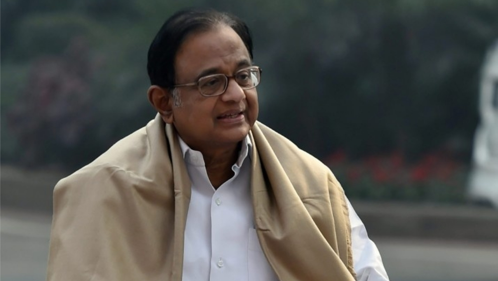 P Chidambaram, After Getting Bail in INX Media Case, Says 'Not a Single Charge Framed Against Me in 106 Days'