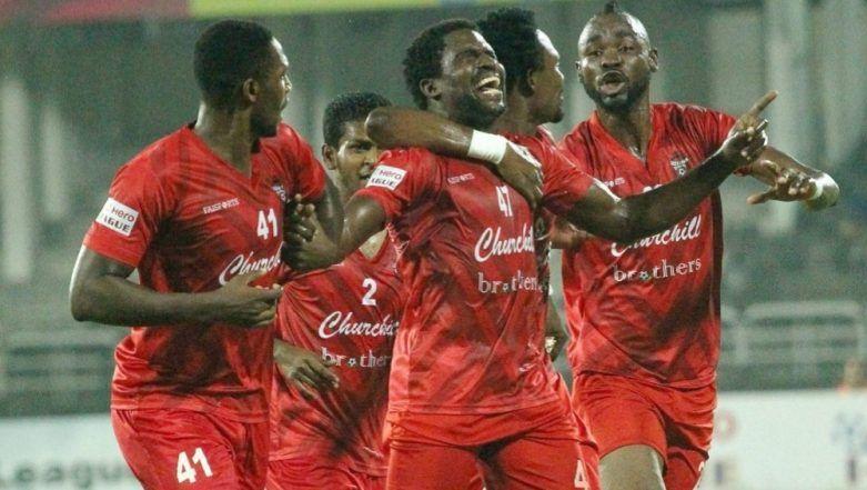 I-League: Churchill Brothers Defeat Aizawl FC as Mechac Koffi Score a Solitary Goal