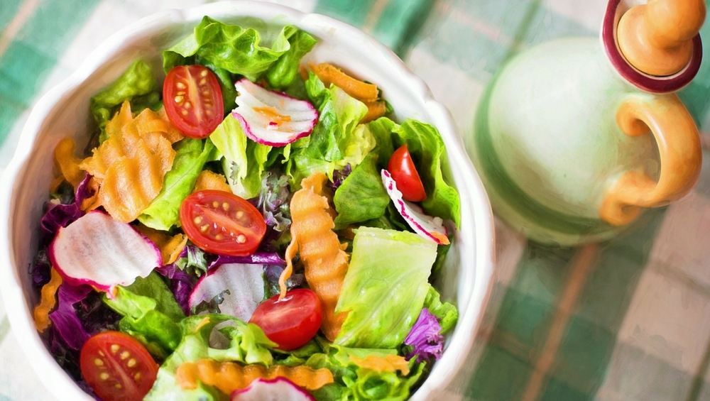 Diet Doesn't Matter? Study Suggests Poor Diet Increases Risk of Vision Loss in Later Life