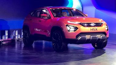 Tata H5X Compact SUV Unveiled at The 2018 Indian Auto Expo Delhi: View Pics and Video of New Hyundai Creta Competitor
