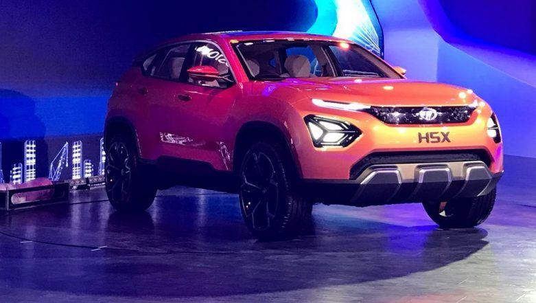 Tata H5X Compact SUV Unveiled at The 2018 Indian Auto Expo Delhi: View Pics and Video of New Hyundai Creta Competitor