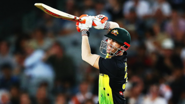 Australian XI vs New Zealand XI, Unofficial Warm-Up Game for ICC World Cup 2019: David Warner Bats at No. 3 on His Return