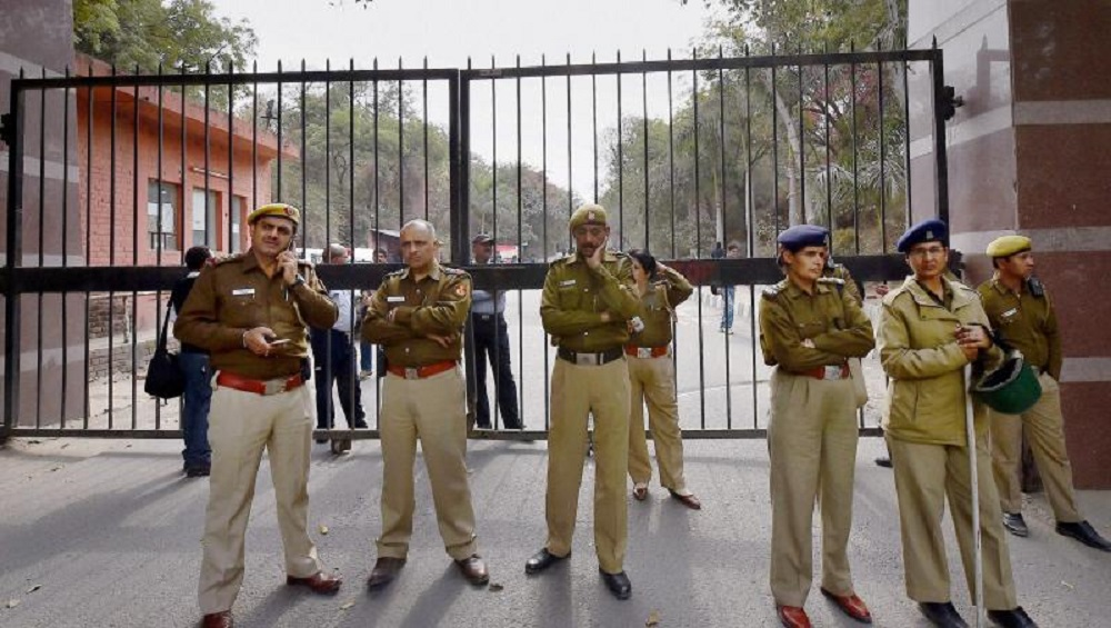 Delhi Assembly Elections 2020 Results: Tight Security Arrangements in Place Ahead of Counting on Tuesday