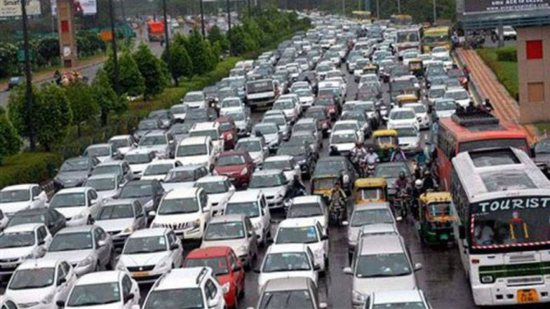 Delhi Has 556 Motor Vehicles Per One Thousand People