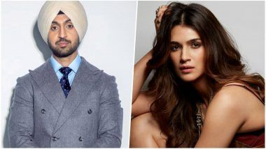 Diljit Dosanjh is a Fantastic and Talented Actor, Says Kriti Sanon on Arjun Patiala Co-Star