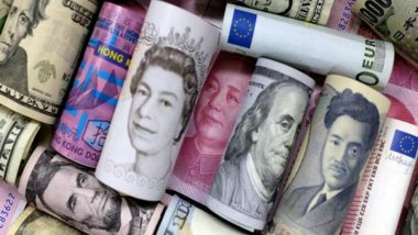 India's Forex Reserves Touch Record High of $461.16 Billion