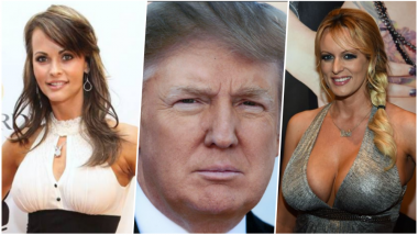 Donald Trump's Alleged Affairs with Playboy Models, Karen McDougal & Stormy Daniels: Polls Suggests Melania Should Leave US President
