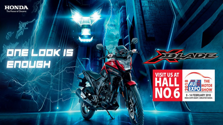 Auto Expo 2018: Honda Launches X-Blade Bike, Akshay Kumar the Star Attraction on Day 5