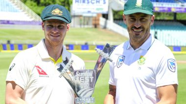 Faf Du Plessis on Ball-Tampering Row: Steve Smith Ban 'Harsh', Says South Africa Captain