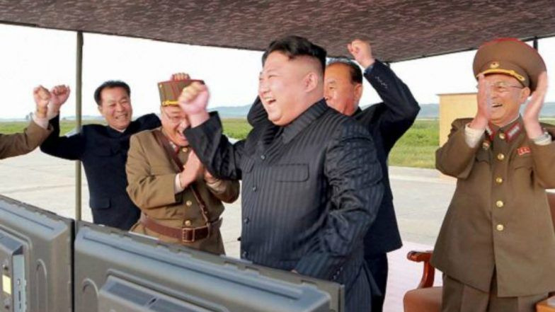 North Korea Stages Massive Parade to Mark 70th Anniversary