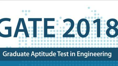 Graduate Aptitude Test in Engineering 2018: How to Check GATE 2018 Answer Keys and Download Timetable Online From gate.iitg.ac.in