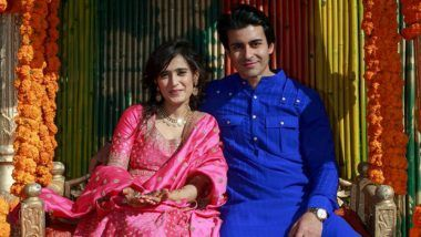 Gautam Rode and Pankhuri Awasthy's Wedding Ceremony Pictures are As Vibrant as Their Outfits
