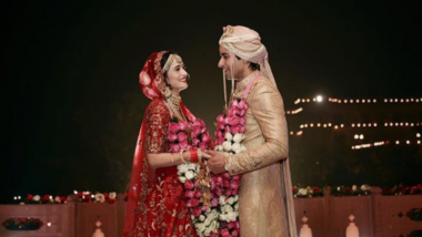 Gautam Rode & Pankhuri Awasthy's Wedding Picture Album: View Photos of TV Stars' Destination Wedding in Alwar, Rajasthan