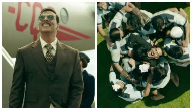Akshay Kumar Receives a T-Shirt With a Slogan 'One more for safety' and the Reason is Gold!