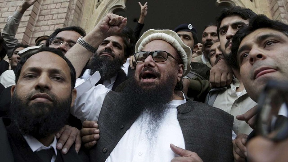 Ensure Hafiz Saeed's 'Full Prosecution' And 'Expeditious Trial', Says United States to Pakistan