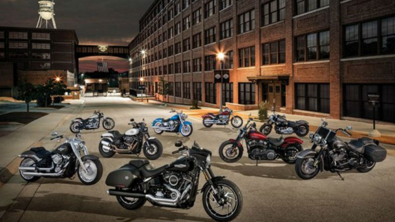 Harley Davidson To Launch Softail Motorcycles in India on 28 February