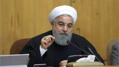 Iranian President Hassan Rouhani Says, 'US Economic War Root Cause of Regional Tensions'