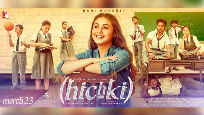 'Hichki' Gets Standing Ovation at Shanghai International Film Festival