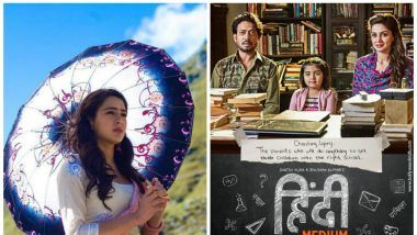 Sara Ali Khan to Play Irrfan Khan's Daughter in Hindi Medium 2?
