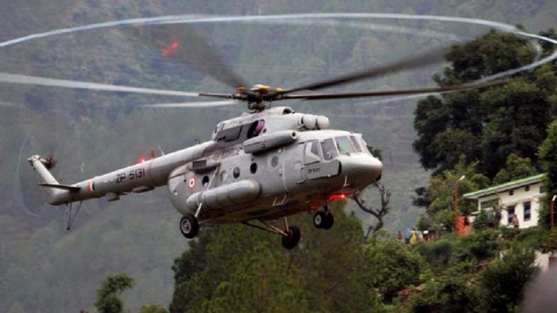 Indian Air Force's microlight aircraft crashes in Assam, 2 pilots killed