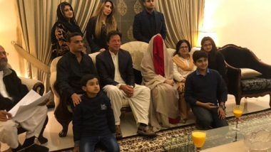 Imran Khan Dated Bushra Maneka When I Was His wife: Reham Khan