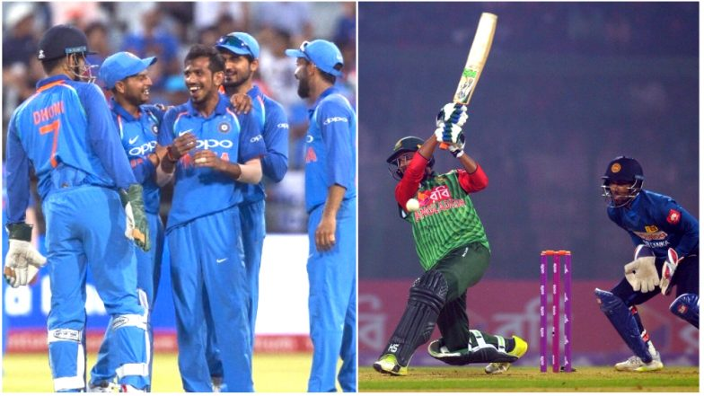India, Sri Lanka, Bangladesh T20I Series: Complete Fixtures, Schedule, Timetable and Venue of  Nidahas Trophy 2018